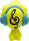 Funk (žlutý)