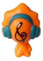 Funk (oranžový)