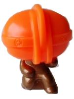 Fon (oranžový)
