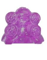 Combo (fialový průsvitný)