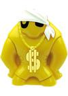 Blinq (žlutý)