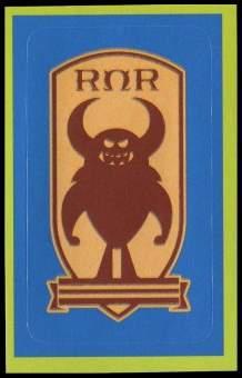 Znak koleje RΩR
