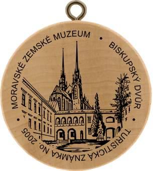 Moravské Zemské muzeum - Biskupský dvůr