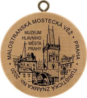 Malostranská mostecká věž, Praha