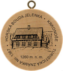 Horská bouda Jelenka