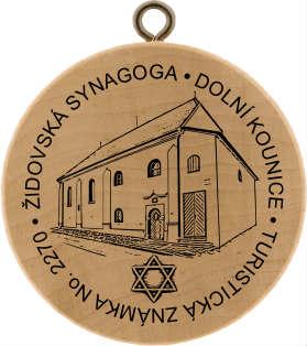 Židovská synagoga, Dolní Kounice