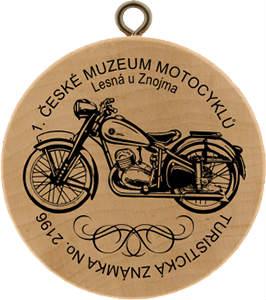 Muzeum motocyklů Lesná