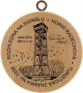Rozhledna Na signálu