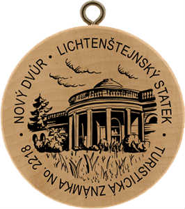 Nový Dvůr - Lichtenštejnský statek