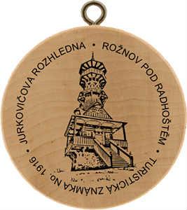 Jurkovičova rozhledna, Rožnov pod Radhoštěm