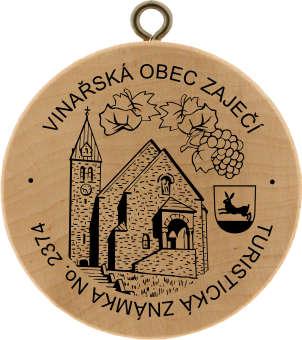 Vinařská obec Zaječí