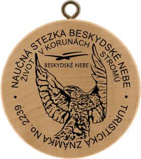 Naučná stezka Beskydské nebe - Život v korunách stromů
