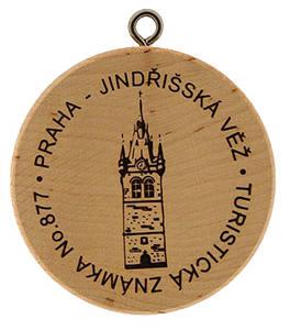 Jindřišská věž Praha