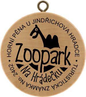 Zoopark Na Hrádečku Horní Pěna u Jindřichova Hradce