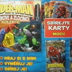 Spider-Man: Karty moci