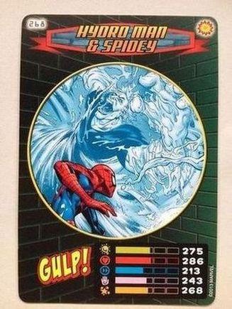 Hydro Man & Spidey