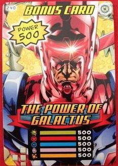 The Power of Galactus