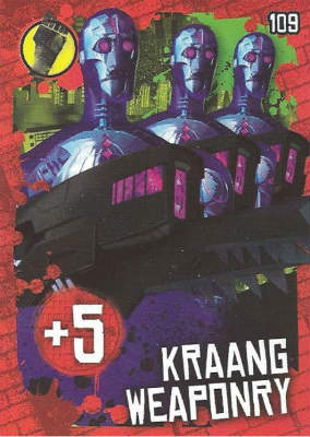 Kraang Weaponry