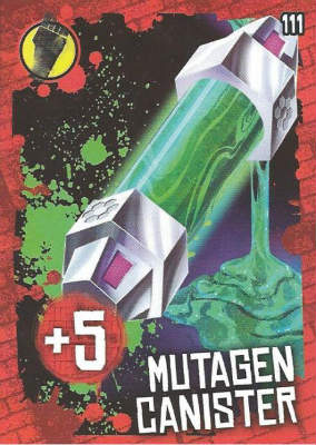 Mutagen Canister