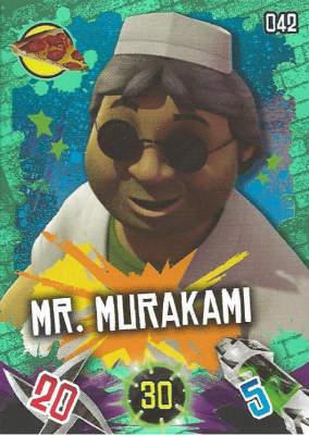 Mr. Murakami