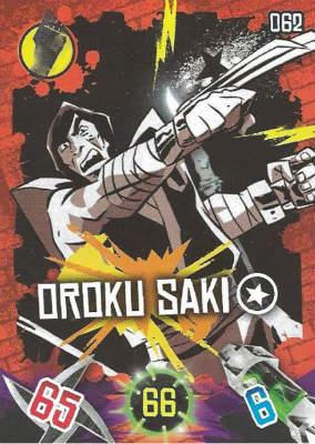 Droku Saki