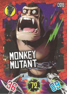 Monkey Mutant