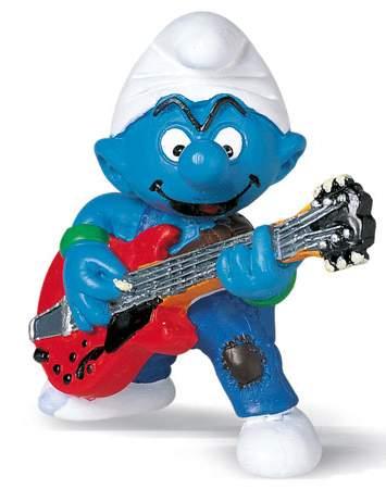 Šmoula kytarista