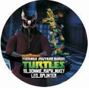 Želvy Ninja a Mistr Tříska
