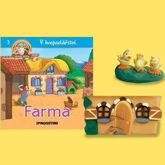 V hospodářství - Farma