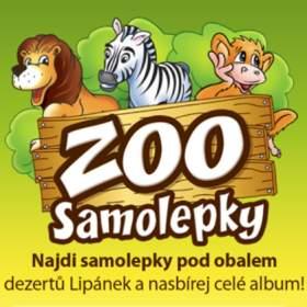 Samolepky Lipánek Zoo