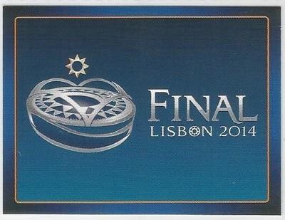 2014 Final Logo Stadium