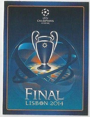 2014 Final Logo Trophy