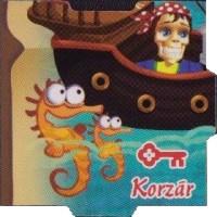 Část mapy Pirátský poklad