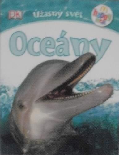 Knížka Oceány