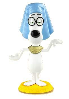 Figurka Pan Peabody