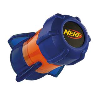 Nerf signální střela