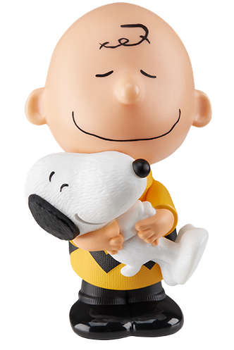 Charlie Brown a Snoopy