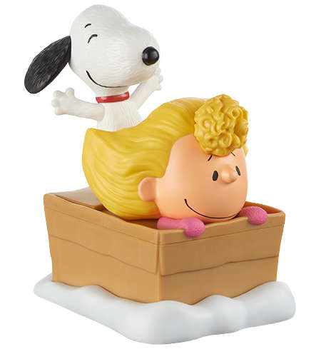 Sally a Snoopy