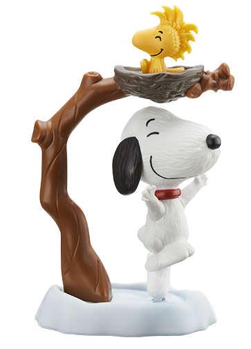 Rotující Snoopy