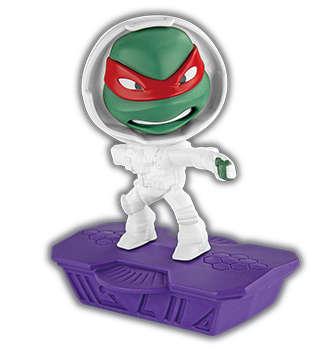 Raphael na hoverboardu