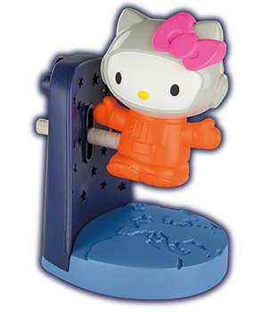 Hello Kitty na Měsíci