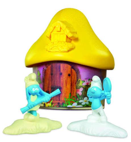 Žlutý domeček
