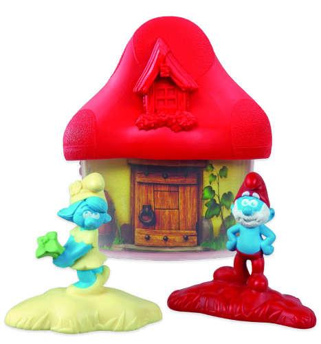 Červený domeček