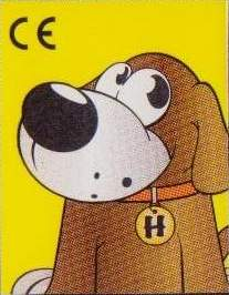 Pes Hubert