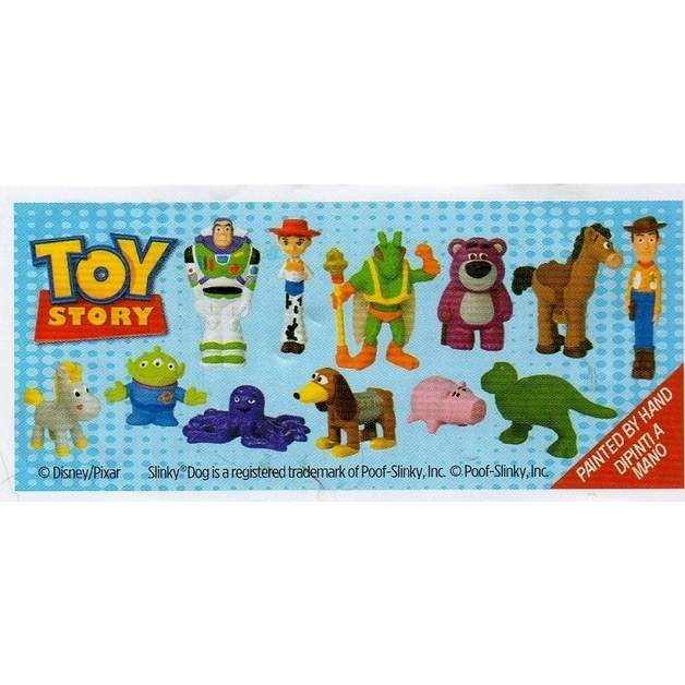 Toy Story BPZ