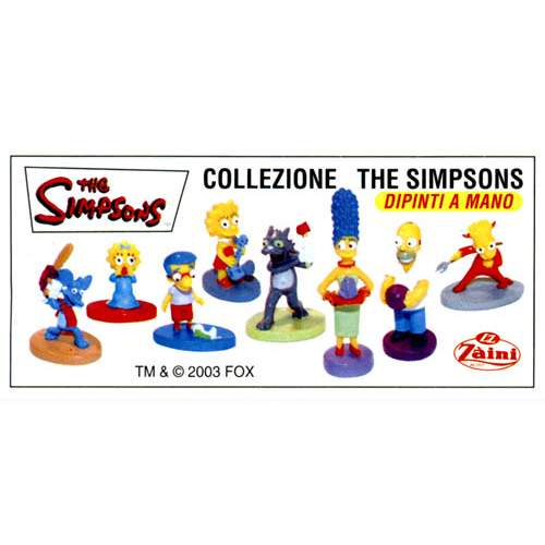 The Simpsons BPZ