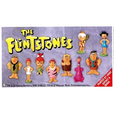 The Flintstones BPZ