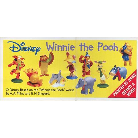 Winnie the Pooh 2 BPZ