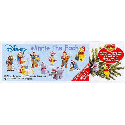 Winnie the Pooh Vánoce BPZ