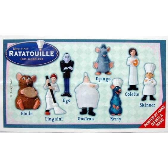 Ratatouille BPZ